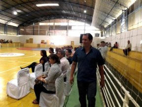 Abertura dos Jogos Estudantis das Escolas P�blicas (JEEP)