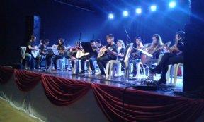 II Festival Municipal de Música em homenagem ao dia do músico e da música.