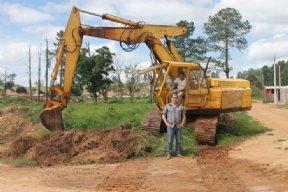 DAE inicia Desassoreamento e limpeza de micro bacias existentes no município.