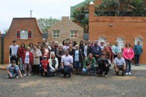 GRUPO DE IDOSOS DE NOVA CAMPINA CONHECE O CAMINHO DAS FLORES EM HOLAMBRA II