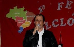 """PREFEITO PARTICIPA DO ENCERRAMENTO DO PROJETO FOLCLORE NA EMEF""""HUMBERTO DE MORAES VASCONCELOS"""""""