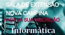 INSCRIÇÕES ABERTAS PARA SALA DE EXTENSÃO DA ETEC EM NOVA CAMPINA