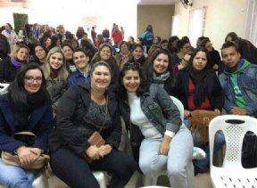 PROFESSORES DA REDE MUNICIPAL PARTICIPAM DE REPLANEJAMENTO