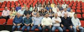 PREFEITOS E SECRETÁRIOS DE SAÚDE ASSINAM ATA PEDINDO MELHORIAS NA SAÚDE DA REGIÃO