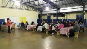 Gabinete itinerante é promovido no bairro do Barreiro