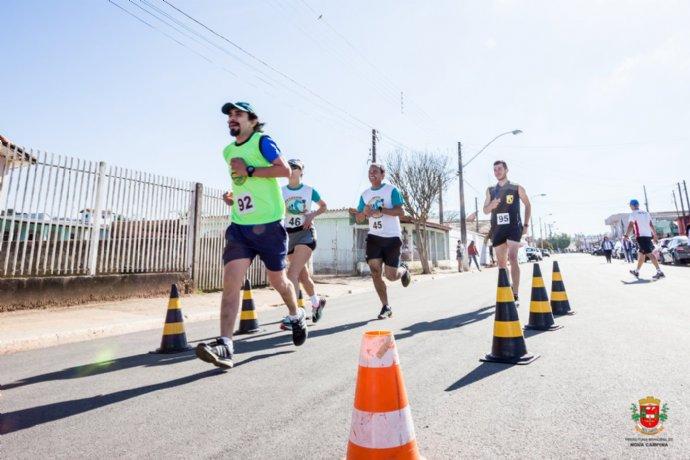 Corrida da Independência reuniu mais de 100 atletas no último 7 de setembro
