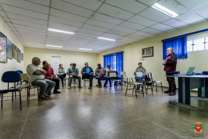 CONSAD em parceria com a UFSCAR discute sobre regularização fundiária no município