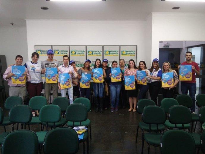 Munícipes participam de treinamento do Seja Digital