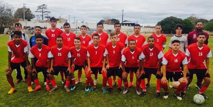 Equipe de Nova Campina é classificada para o Campeonato Regional de Futebol