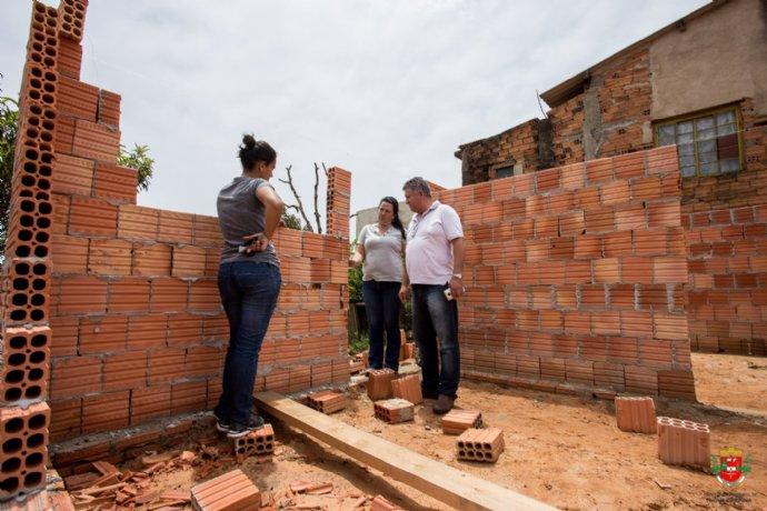 Obras do Programa Minha Casa, Minha Vida são retomadas