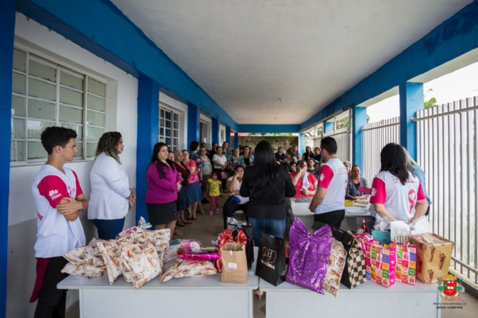 """Secretaria de Saúde faz balanço positivo da Campanha """"Outubro Rosa"""""""
