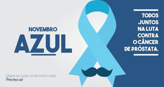 Secretaria de Saúde divulga cronograma de atividades do Novembro Azul