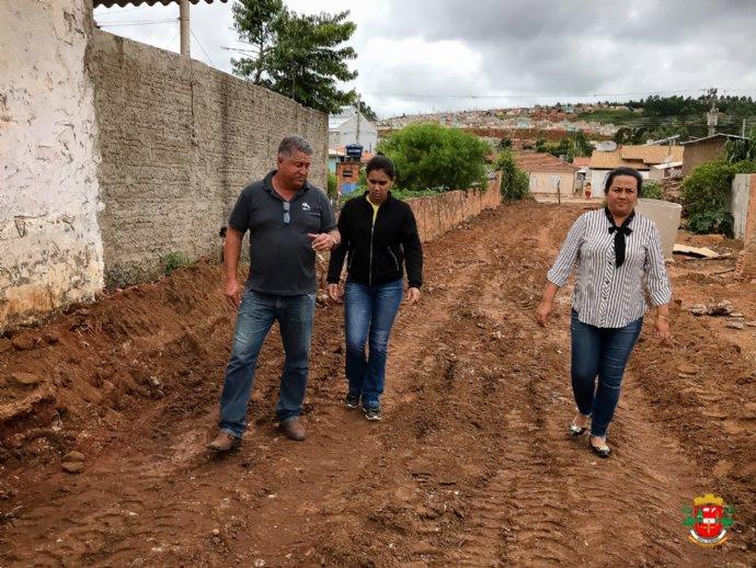 Construção Nova Rua