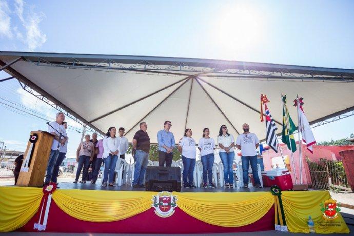 Desfile Cívico comemora com sucesso aniversário da cidade