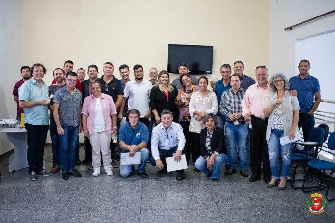Nova Campina recebe encontro dos municípios para criação da Região Turística dos Cânions Paulista