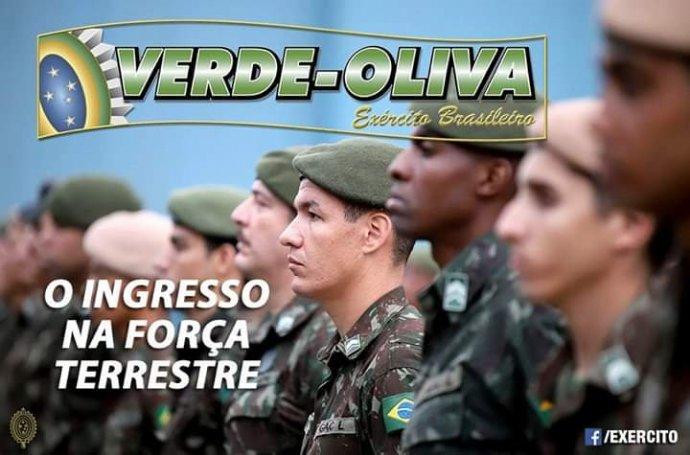 Nova edição da Revista Verde-Oliva