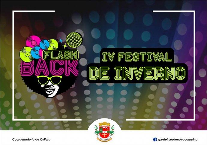 IV Festival de Inverno - Flash Back