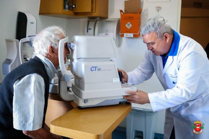 Parceria entre Prefeitura e BOS beneficia mais pacientes 2019