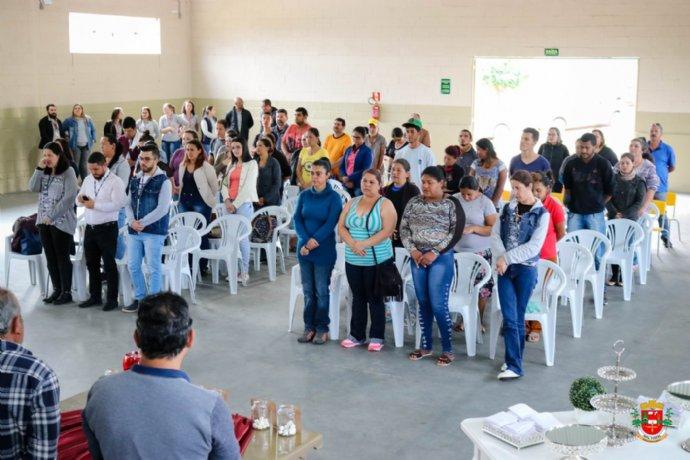 Governo Municipal lança Programa Em Frente Nova Campina