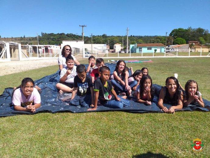 """CRAS promove atividades em comemoração a """"Semana da Criança"""""""