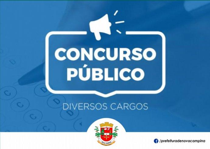 Prefeitura contrata empresa responsável pela realização do Concurso Público