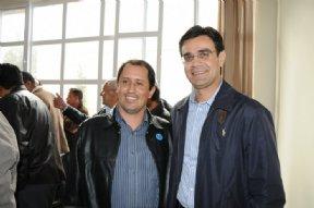 Prefeito participa de encontro com o Secretário de Estado de Desenvolvimento Social Rodrigo Garcia