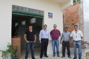 O Distrito de Itaóca agora conta com um dos postos dos Correios.
