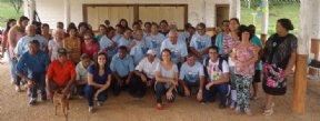 Grupo de idosos visita Bom Sucesso de Itararé.