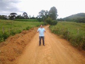Prefeito visita bairro do Alegre e Cedro.