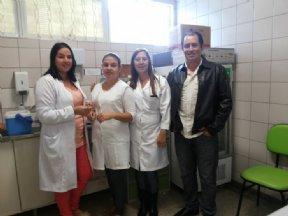 Dia Nacional de Vacinação Contra Influenza.