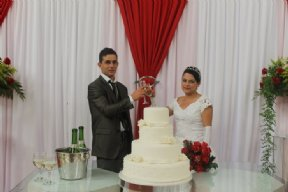 Inscri��es para o Casamento Comunit�rio.