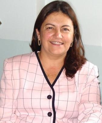 Alaise Ida Campos Morais Vasconcelos - Gestão 2001-2004 e 2005-2008