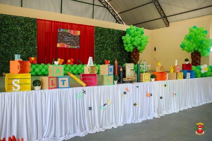 Prefeitura promove evento em homenagem aos professores do município