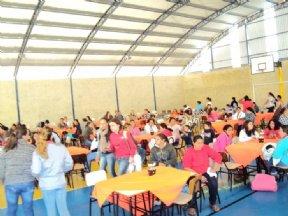 Comemoração ao Dia das Mães - Homenagens realizadas pelas escolas da rede municipal.