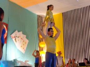 Cia de Dança Nova Campina participa do aniversário Taquarivaí.