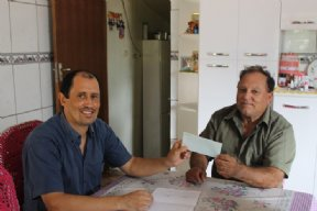 Prefeitura realiza a compra de terreno com recursos próprios para colocação de Reservatório de Água no Barreiro