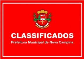 CLASSIFICAÇÃO PROFESSORES EVENTUAIS