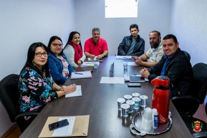 Reunião com secretariado discuti orçamento para 2019