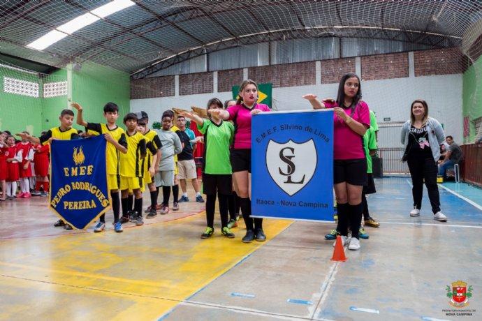 Cerimônia de abertura dá o ponta pé inicial à 10ª edição dos Jogos Escolares