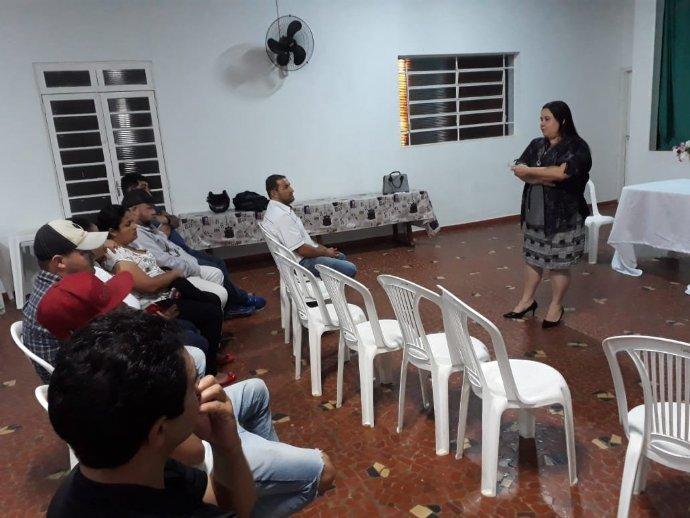 Vigilância Sanitária promove 1º Encontro de Açougueiros