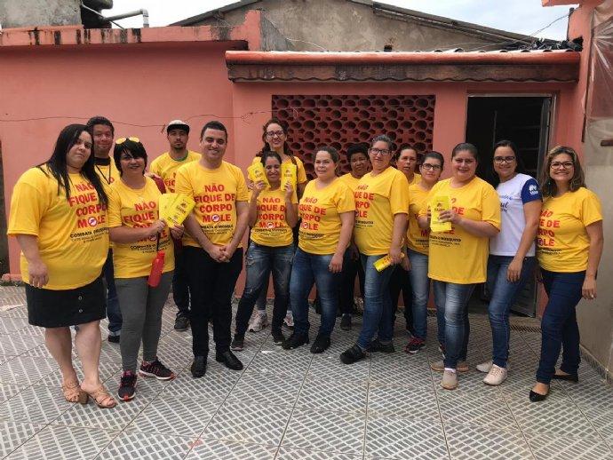 Prefeitura realiza Campanha contra o mosquito Aedes Aegypti