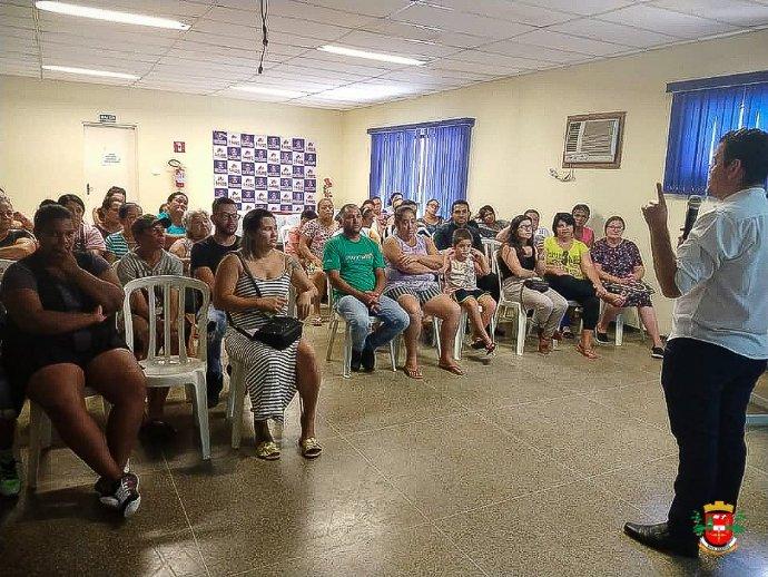 Caravana da saúde é realizada no município