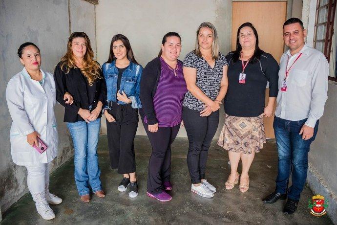 Prefeitura contrata cinco profissionais para atender nas Unidades de Saúde