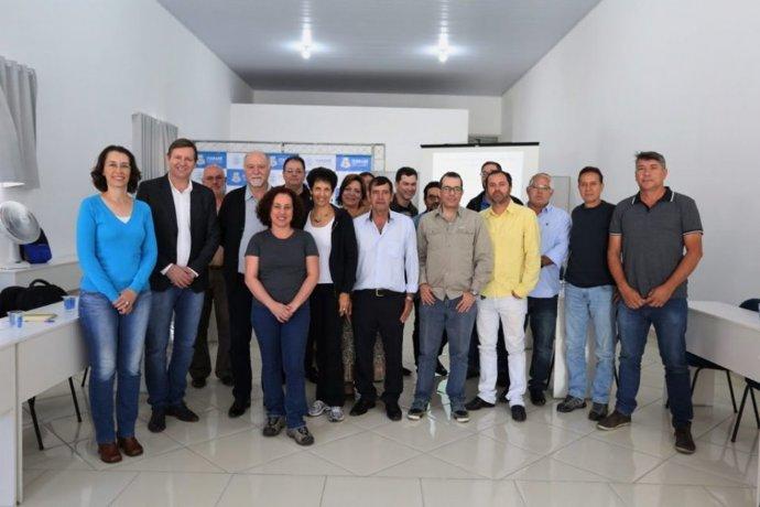 Nova Campina participa de encontro sobre a Frente de Fortalecimento do Circuito Turístico dos Cânion