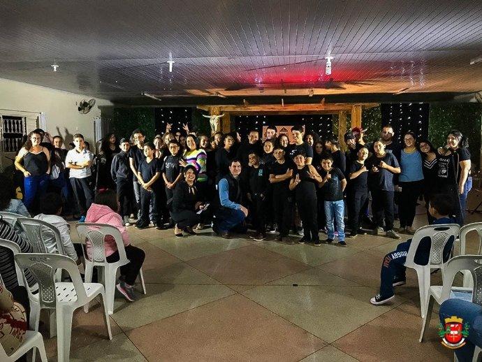 Projeto Guri realiza audição de encerramento das aulas do primeiro semestre de 2019