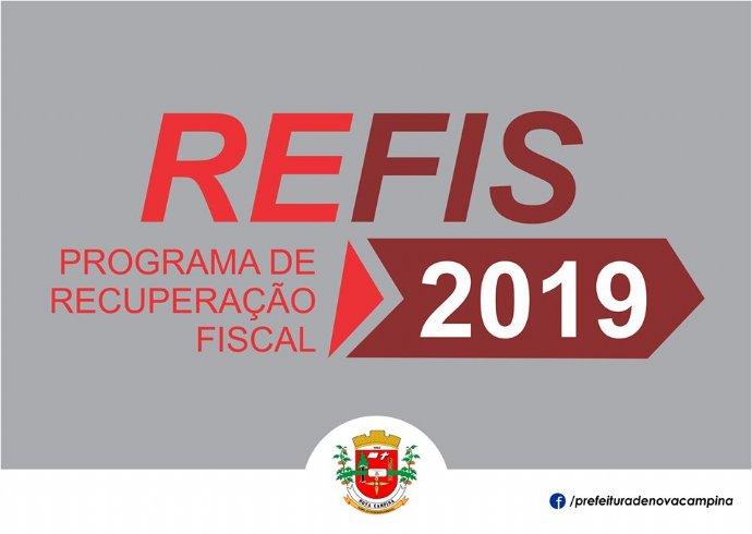 Aberto REFIS 2019 com descontos que podem chegar a 100% dos juros e multas