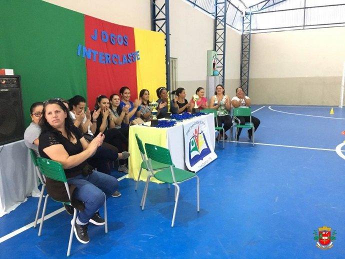 Escola João Antonio realiza jogos interclasse 2019