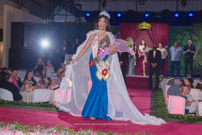 Maize de Lima é eleita a Miss Nova Campina