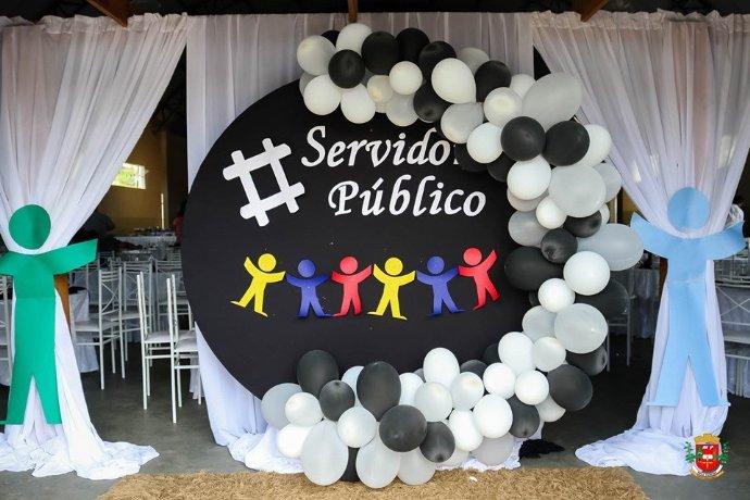 Prefeitura realiza festa em homenagem aos Servidores Públicos