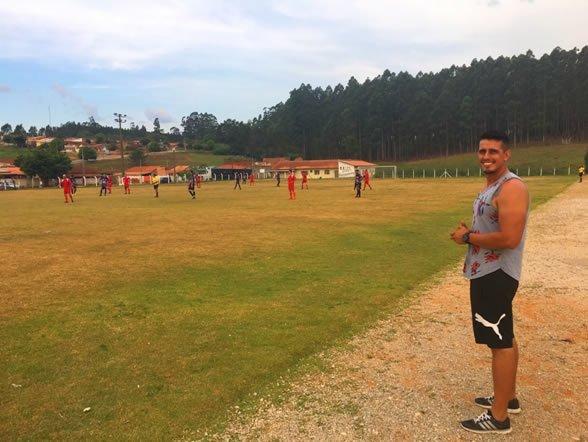 Departamento de Esportes de Nova Campina Realiza Campeonato Regional  de Futebol